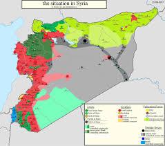 Iraq Syria Map by Pieter Van Ostaeyen On Twitter