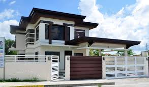modern small two story house plans