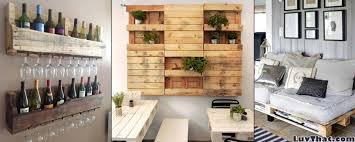 Wood Sofa Designs 2015 Cool Wood Pallet Furniture Ideas U2013 Luvthat
