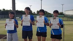 ソフトテニス 高校 女子 山梨県立吉田高等学校