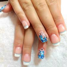 best 25 summer french nails ideas on pinterest french pedicure