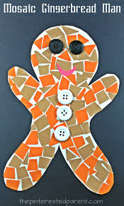 gingerbread man art activity art activities men art and