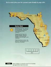 Boca Grande Florida Map by Nuclear War Fallout Shelter Survival Info For Florida With Fema