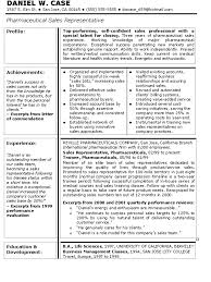 Best Resume Header Format by Sample Resume For Pharmaceutical Sales Manager Sample Resume For