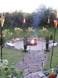 Ideas For Fire Pits In Backyard by 40 Diy Backyard Ideas On A Small Budget Inexpensive Patio