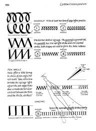 margaret shepherd calligraphy exercises calligraphy