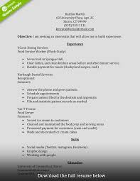 retail associate resume example how to write a perfect internship resume examples included internship resume summer