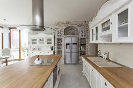 refined galley kitchen ideas to get rid of clutter and chaos