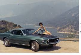 1969 Mustang Black Jade My Mom And My Dad U0027s 69 Mustang Mach 1 Oldschoolcool