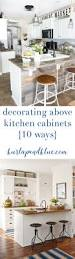 Kitchen Cabinets Wisconsin Decorating Above Kitchen Cabinets 10 Ways Classic Style