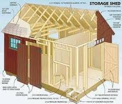 Plans For Building A Wood Storage Shed by 10x12 Storage Shed Building Plans Why You Need The Perfect Shed
