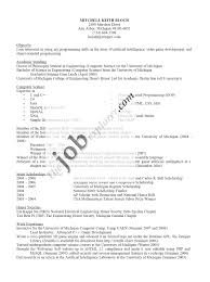 On Campus Job Resume by Basic Resume Sample 9 Skillful Ideas Simple Resume Sample 15 54