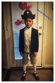 patriotic halloween costume ideas homemade george washington costume everything created from old