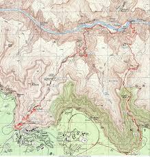 Antelope Canyon Arizona Map by Backpacking The Grand Canyon To Ribbon Falls Az U2014 Backcountrycow