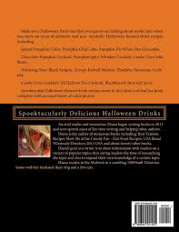 best halloween drink recipes spooktacularly delicious halloween