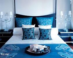 Purple And Blue Bedroom Color Schemes - Bedroom colors blue
