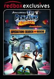 Los Pinguinos De Madagascar: Operacion Busqueda Y Rescate