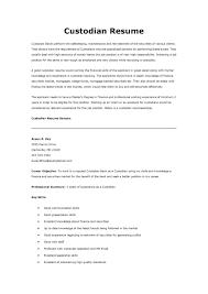 Janitor Sample Resume by Resume Sample Janitor Janitor Resume Samples Visualcv Resume