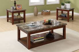 Bedroom Furniture Granite Top Stone Coffee Table For Perfect Living Room Traba Homes