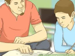 Children doing homework clipart   ClipartFest