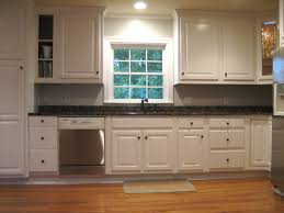 Dark And White Kitchen Cabinets Inspiring Grey Kitchen Wall Colors Combine With White Painted
