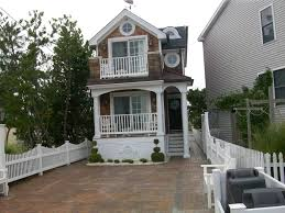 Beach Style House by Beautiful New England Style Beach House Homeaway Ship Bottom