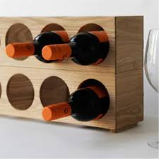 Wino To Decorate Our Home Wino Bottle Rack Bar Accessories Entertaining The Salcombe