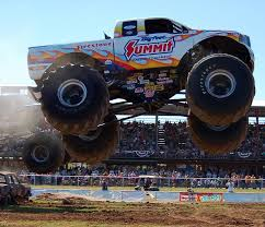bigfoot summit monster truck atlanta motor speedway set to host first ever summit racing