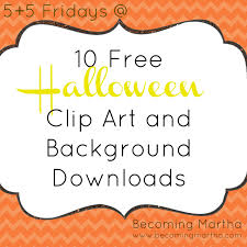 free halloween images 5 5 friday 10 great halloween clip art and graphic freebies