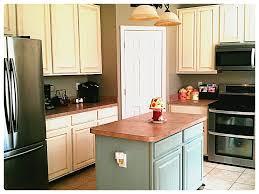 kitchen kitchen design idea featured old white and light blue