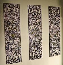 wrought iron decorative wall panels outdoor wrought iron wall