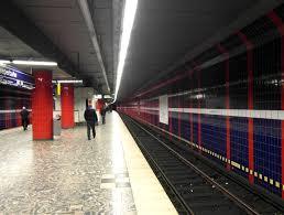 Reeperbahn station