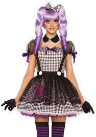 leg avenue 85370 dead eye dolly costume women u0027s halloween fancy