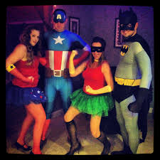 Group Family Halloween Costumes by Group Super Hero Costume Idea Holiday Ideas Pinterest Hero