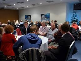 Comeonyouwarriors co uk   Speed Dating  nd Edition   The Backs RugbyNetwork net The Players then did the speed dating thing moving on a table every   minutes