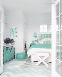 60 colorful bedrooms that will make you wake up happier green