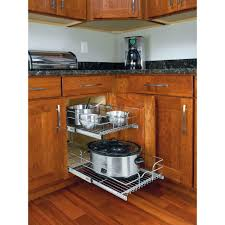 pull out shelves for kitchen cabinets kitchens design