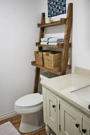 Simple Free Standing Shelf Plans by Best 25 Over Toilet Storage Ideas On Pinterest Toilet Storage