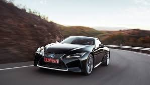 lexus concept cars driving the 2018 lexus lc 500 in seville spain u2013 robb report