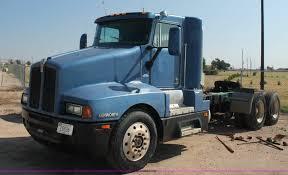kenworth semi trucks 1991 kenworth t600 semi truck item aj9312 sold october