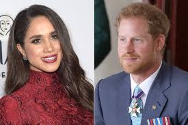 prince harry lets meghan markle out of kensington palace for a