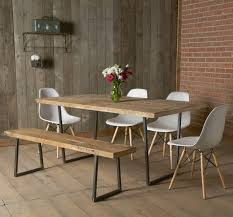 Custom Made Dining Room Furniture Dining Room Custom Made Large Rustic Dining Tables With Lighting