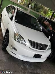lexus harrier new model 2008 toyota harrier lexus rx 2400cc cars u0026 vehicles st lucia