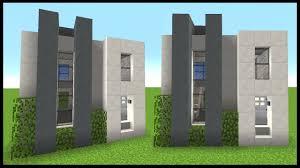 simple u0026 compact modern house minecraft tutorial youtube
