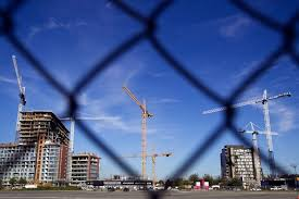The three faces of Canada     s strange housing market Canadian Business A condo construction site in Vancouver