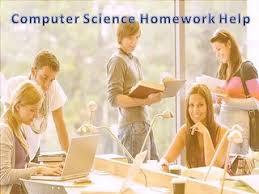 Computer Science Homework help   My Homework Help Online