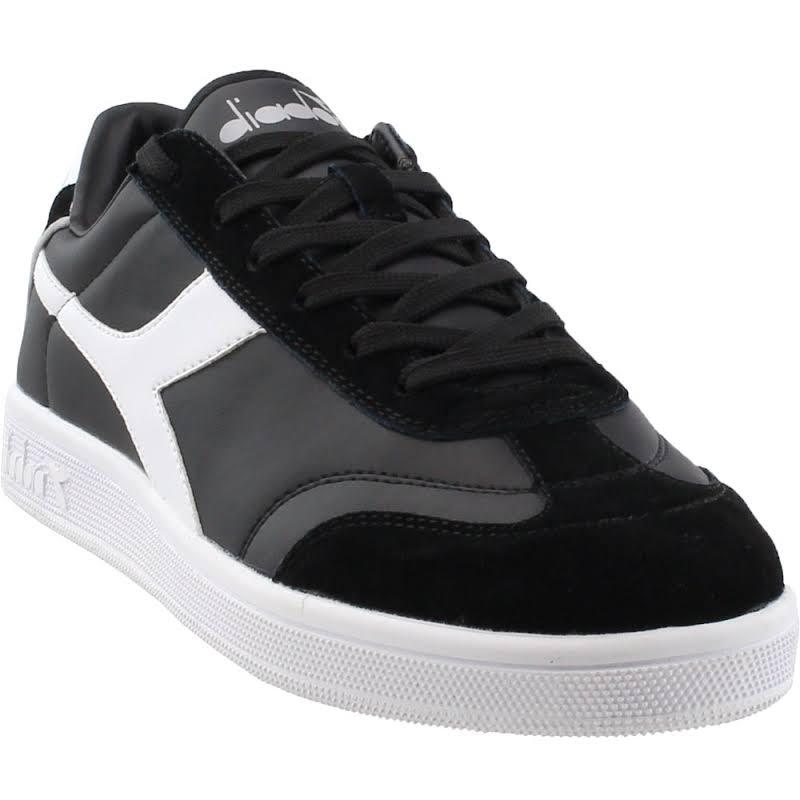Diadora Kick Sneakers Black- Mens