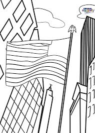 washington monument coloring page perfect niagara falls coloring