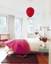 Red Bedroom by Decorating Ideas For Interior House With Red Accents Interior