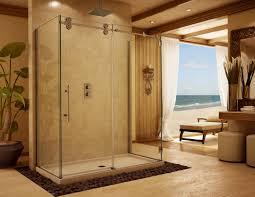 shower stall glass doors custom glass shower door u0026 enclosure virginia maryland dc